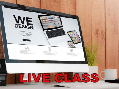 The Complete Web Design Course from Scratch to Advance (Live Class)